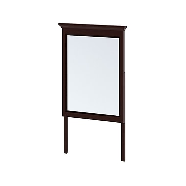 Craft Kids Furniture Panel Mirror; Espresso