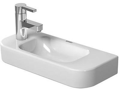 Duravit Happy D. Ceramic 20'' Wall Mount Bathroom Sink