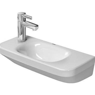 Duravit DuraStyle Bathroom Sink w/ Overflow