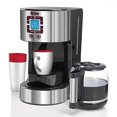 BELLA Brim Programmable Coffee Maker WYF078279155840