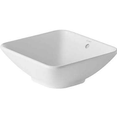 Duravit Bacino Bathroom Sink w/ Overflow