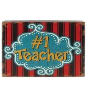 Blossom Bucket #1 Teacher Wall Decor
