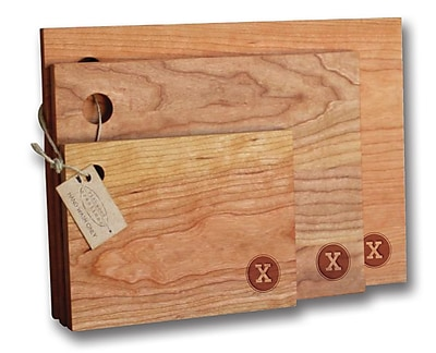 Richwood Creations 3 Piece Stamp Cutting Board