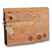 Richwood Creations 3 Piece Stamp Cutting Board Set; Z