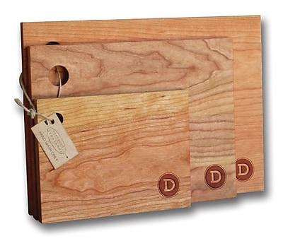Richwood Creations 3 Piece Stamp Cutting Board