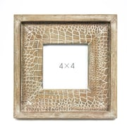 Sagebrook Home Wood Opening Photo Frame