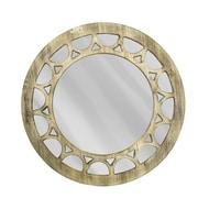 Sagebrook Home Wood Frame Mirror