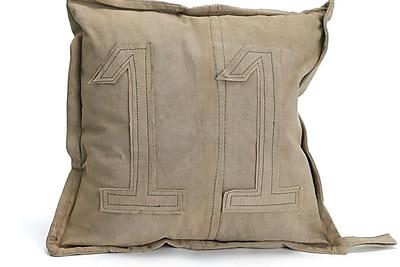 Hip Vintage Gypsy Canvas Throw Pillow