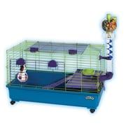 Super Pet Treat Pet-N-Play Habitat Cage; Extra Large (18'' H x 30'' W x 19.5'' D)