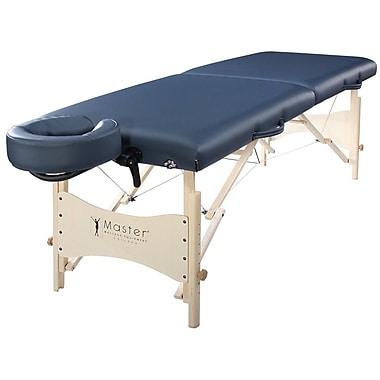 Master Massage Skyline Massage Table; 33'' H x 25'' W x 72'' D