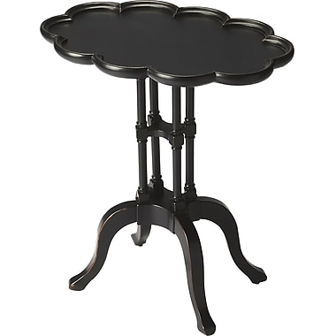 Butler Lloyd End Table; Black Licorice