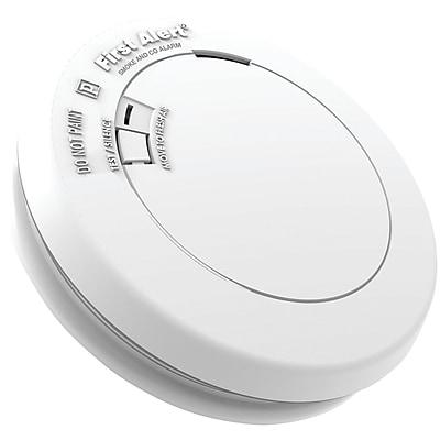 First Alert Sealed-Battery Photoelectric Smoke & Carbon Monoxide Alarm