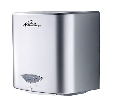 Royal Sovereign Touchless Hand Dryer, Stainless Steel (RTHD-421S)