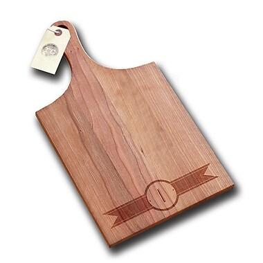 Richwood Creations Ribbon Banner Handle Cutting Board; I