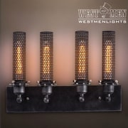 Westmen Lights 4-Light Vanity Light