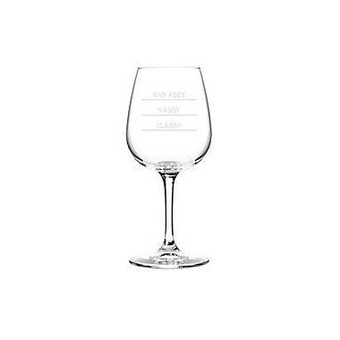 DuVino Tiddly 12.75 oz. Wine Glass