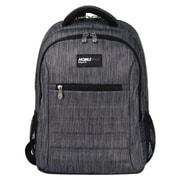 """Mobile Edge Smart Pack Carbon Nylon Backpack for 16"""" Notebook (MEBPSP6)"""
