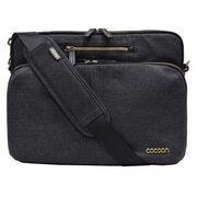 Cocoon Urban Adventure Black Canvas Laptop Messenger (MMS2504BK)