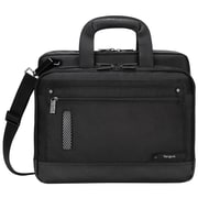 "Targus® Revolution Ultra-Thin Black/Gray Briefcase for 14"" Laptop (TTL224)"