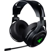 Razer ManO'War RZ04 01490100 R3U1 Wireless PC Gaming Headset, Black by