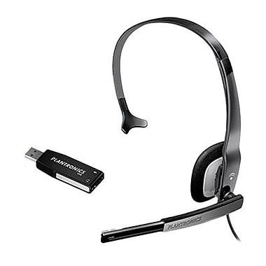 Nuance® HD-GEN-002 USB Headset, Black