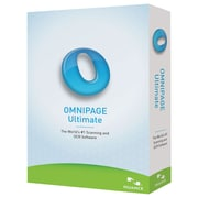 Nuance® OmniPage Ultimate Software, 1 User, Windows, DVD-ROM (E709A-F00-19.0)