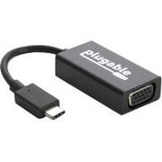 Plugable® USB 3.1 Type-C to VGA Adapter (USBC-VGA)