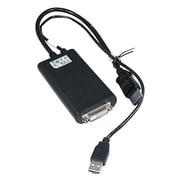 Dell™ DVI to DisplayPort Dual-Link Adapter, Black (DANASBC084)