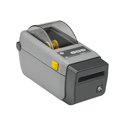 Zebra® Direct Thermal Label/Receipt Printer, Black/Gray, 300 dpi (ZD41023-D01M00EZ)