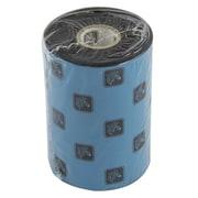 "Zebra® 4.33"" x 1476.38' Resin Ribbon, Black 6/Pack"
