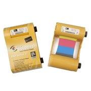 Zebra® Hich Capacity Color Ribbon, YMCKOK, 230 Images