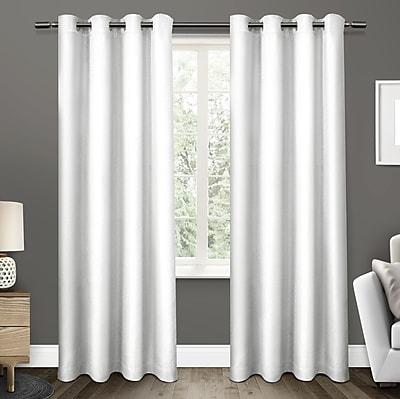 Amalgamated Textiles Eglinton Blackout Thermal Curtain Panels (Set of 2); Winter