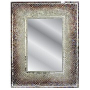 Fetco Home Decor Sanco Mosaic Mirror