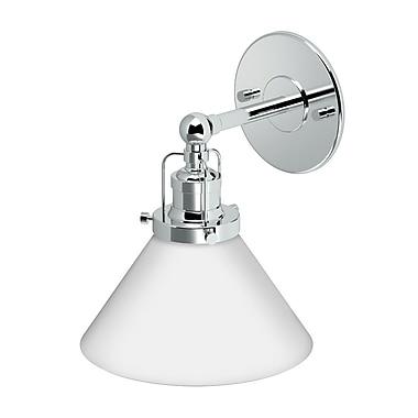 Gatco Cafe 1-Light Bath Sconce; Chrome
