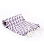 Buldano Turkish Bath Towel; Purple