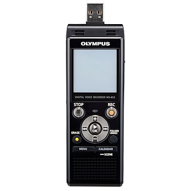 Olympus 8GB Digital Voice Recorder, (WS853)