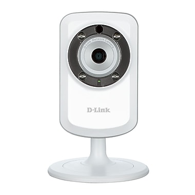 D-Link DCS-933L/RE Wireless Day/Night Cloud Camera, Refurbished