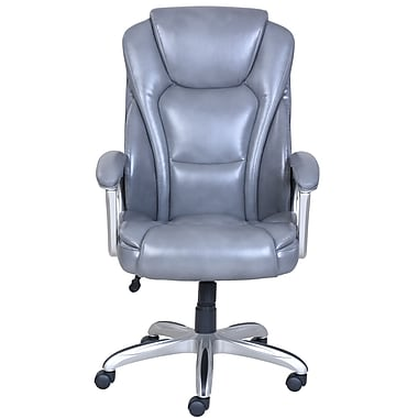 25th Anniversary Serta Everett Manager Chair, Grey