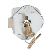 Hallowell Built-In Grooved Key Lock