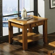 Brady Furniture Industries Cosmo End Table