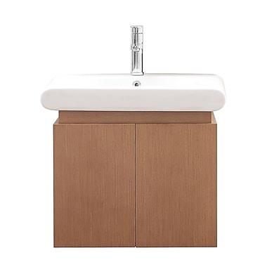 Avanity Elle 24'' Single Wall Mounted Bathroom Vanity Set