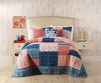 Jessica Simpson Home Grace Quilt; Twin WYF078279160881