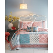 Jessica Simpson Home Indian Sunrise Quilt; Full/Queen
