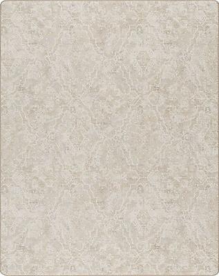 Milliken Imagine Gray/Green Area Rug; Rectangle 2'8'' x 3'10''