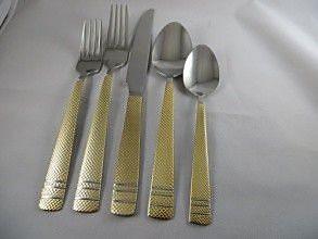 Prestige Cutlery File 20 Piece Flatware Set