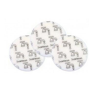 Crucial Linx Washable Foam Sponge Filter (Set of 3)