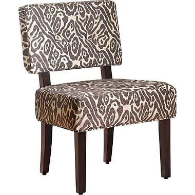 HomePop Sabrina Accent Side Chair