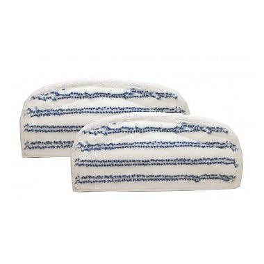 Crucial Steam and Sweep Series Mop Pad (Set of 2)