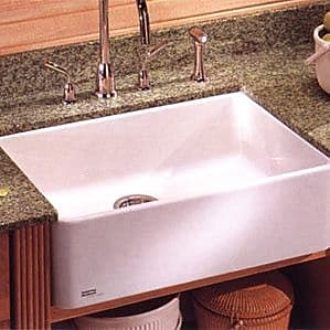 Franke Manor House 27.625'' X 19.75'' Fireclay Apron Front Kitchen Sink; White