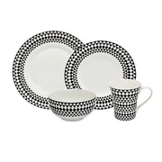 222 Fifth Mandisa 16 Piece Dinnerware Set